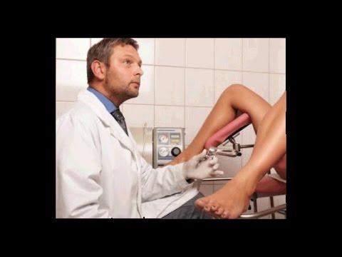 На кріслі у гинеколога видео