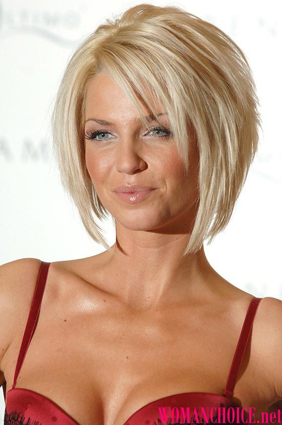 Haarschnitte Für Mittlere Haare Im Stil Einer Bohne Eigenschaften
