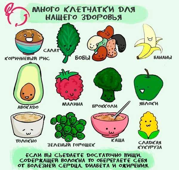 питание после переноса эмбрионов