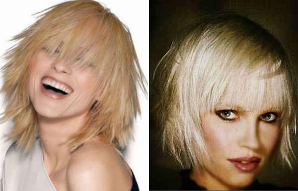 Haarschnitte Für Mittlere Haare Für Feines Haar Vorsicht Bei Dünnem