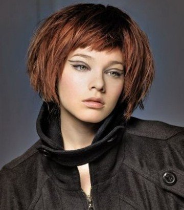 When You Sweep Your Hair In One Direction It Seems Thicker And The Changeable Layers Only Improve Final Impression